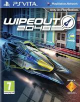 Jaquette de WipEout 2048 PS Vita