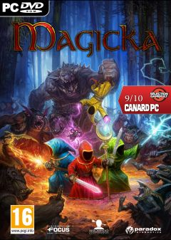 Jaquette de Magicka PC