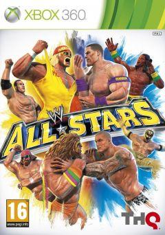 Jaquette de WWE All Stars Xbox 360
