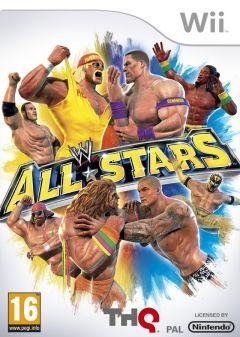 Jaquette de WWE All Stars Wii