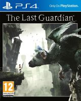 Jaquette de The Last Guardian PS4