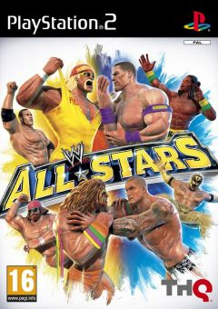 Jaquette de WWE All Stars PlayStation 2