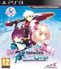 Jaquette de Ar Tonelico Qoga : Knell of Ar Ciel PlayStation 3