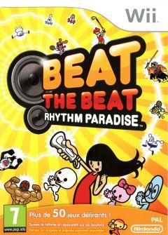 Jaquette de Beat the Beat : Rhythm Paradise Wii