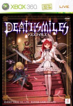 Jaquette de Deathsmiles Xbox 360