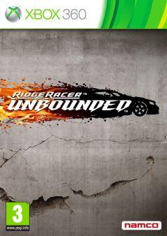 Jaquette de Ridge Racer Unbounded Xbox 360