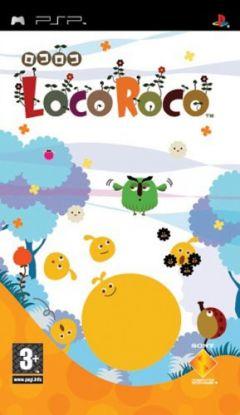 Jaquette de LocoRoco PSP
