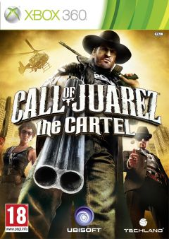 Jaquette de Call of Juarez : The Cartel Xbox 360