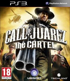 Jaquette de Call of Juarez : The Cartel PlayStation 3