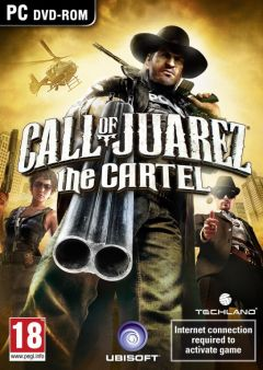 Jaquette de Call of Juarez : The Cartel PC