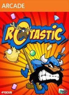 Jaquette de Rotastic Xbox 360