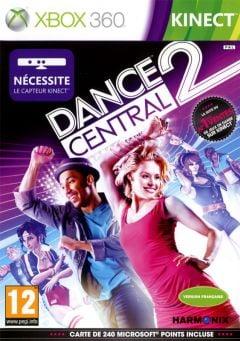 Jaquette de Dance Central 2 Xbox 360