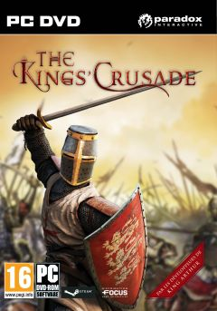 Jaquette de The Kings' Crusade PC