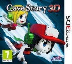 Jaquette de Cave Story Nintendo 3DS