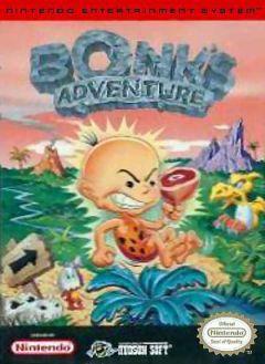 Jaquette de Bonk's Adventure NES