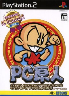 Jaquette de Bonk's Adventure PlayStation 2