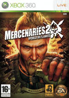 Jaquette de Mercenaries 2 : L'Enfer des Favelas Xbox 360