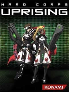 Jaquette de Hard Corps : Uprising Xbox 360