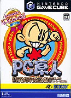 Jaquette de Bonk's Adventure GameCube