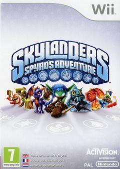 Jaquette de Skylanders - Spyro's Adventure Wii
