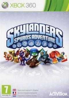 Jaquette de Skylanders - Spyro's Adventure Xbox 360