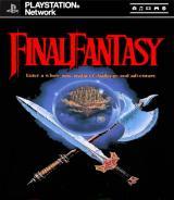 Jaquette de Final Fantasy PlayStation 3