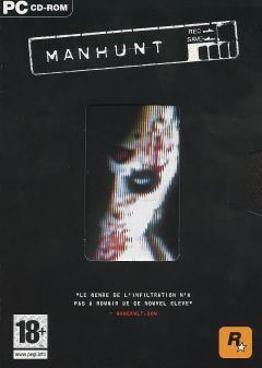 Jaquette de Manhunt PC