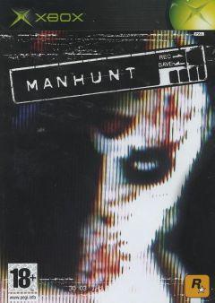 Jaquette de Manhunt Xbox
