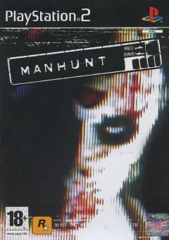 Jaquette de Manhunt PlayStation 2