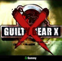 Jaquette de Guilty Gear X PC