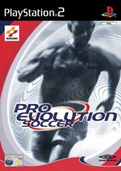 Jaquette de Pro Evolution Soccer PlayStation 2