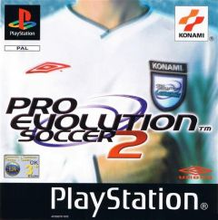Jaquette de Pro Evolution Soccer 2 PlayStation