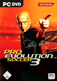 Jaquette de Pro Evolution Soccer 3 PC