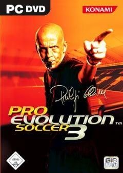 Jaquette de Pro Evolution Soccer 3 PC