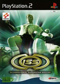 Jaquette de ISS PlayStation 2