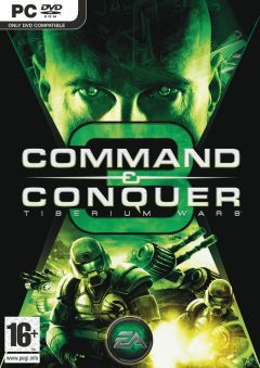 Jaquette de Command & Conquer 3 : les Guerres du Tiberium PC