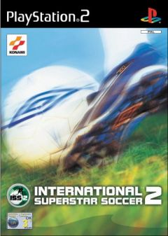 Jaquette de ISS 2 PlayStation 2