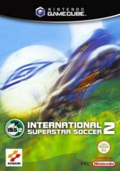 Jaquette de ISS 2 GameCube