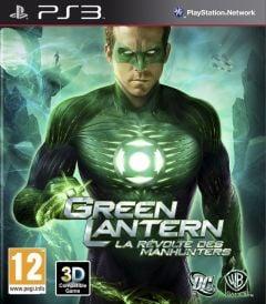Jaquette de Green Lantern : La Révolte des Manhunters PlayStation 3