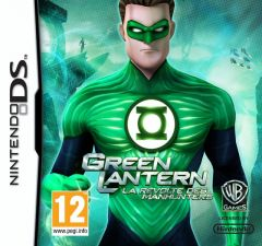 Jaquette de Green Lantern : La Révolte des Manhunters DS