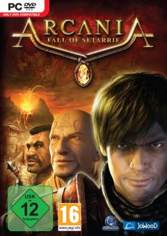 Jaquette de Arcania - Gothic 4 : Fall of Setarrif PC