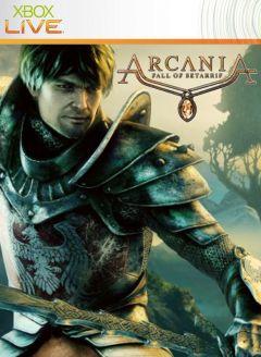 Jaquette de Arcania - Gothic 4 : Fall of Setarrif Xbox 360