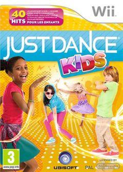 Jaquette de Just Dance Kids Wii