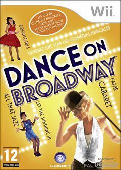 Jaquette de Dance on Broadway Wii