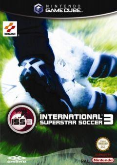 Jaquette de ISS 3 GameCube