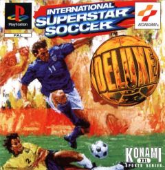 Jaquette de International Superstar Soccer Deluxe PlayStation