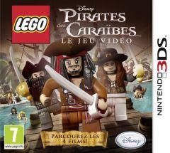 Jaquette de LEGO Pirates des Caraïbes : Le jeu vidéo Nintendo 3DS