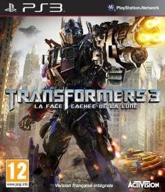 Jaquette de Transformers 3 : La Face Cachée de la Lune PlayStation 3