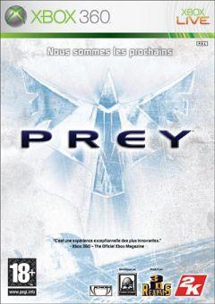 Jaquette de Prey (Original) Xbox 360