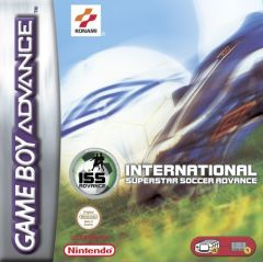 Jaquette de International Superstar Soccer 2 Advance Game Boy Advance